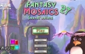 幻想马赛克27:秘密色彩 Fantasy Mosaics 27 - Secret Colors